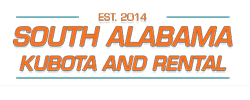 South Alabama Kubota and Rental Logo